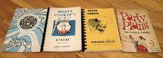 Yard Sale Finds - Cookbooks