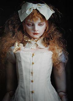Koitsukihime Doll / 未知の視線 (2003),Gabriel sculpt