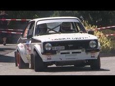 INSANE Ford Escort MK2 Ex-Juha Kankkunen / Nicky Grist at Rallye du Chab...