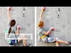 Jain Kim - Rock Climbing Technique Compared - YouTube