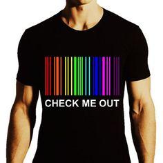 best service 51171 5c248 Check Me Out LGBT Pride Gay Shirt Gay Men Gay Guys Gay Pride (20)