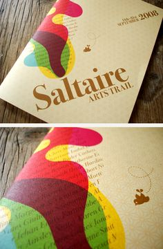 50 Amazing Brochure Design Examples to Get Your Inspiration Out | Design Web Kit