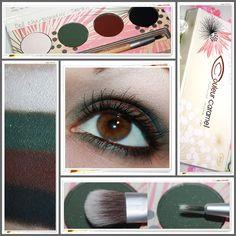 Couleur Caramel - Tea Tac Time Smokey Eyes Palette