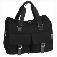 Little Lifestyles City Compact – Bolso para carrito (45 x 17,5 x 31 cm), color negro