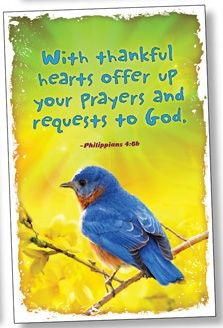 Give Thanks To God Bulletin Board Set
