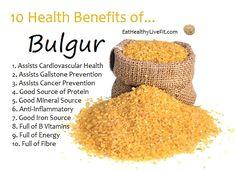 Health Benefits of Bulgur Calendula Benefits, Matcha Benefits, Health Benefits, Natural Health Remedies, Herbal Remedies, Health And Nutrition, Health And Wellness, Vegan Nutrition, Health Diet