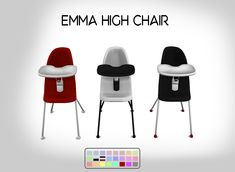 "daer0n: "" Lil' Josh Set (New Meshes) This is my first toddler set, it's a very small set but I hope you guys enjoy. This set contains: ""Emma"" High Chair -""Emma"" High chair omsp's ( use the omsp's to..."