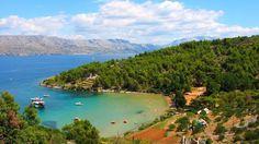Postira, Croatia