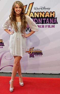"""2009 > """"Hannah Montana: The Movie"""" Munich Premiere"""