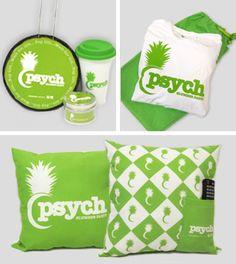 Psych Sleepover Prizes