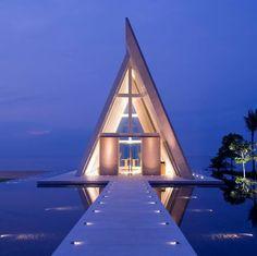 BALI Conrad, Infinity Chapel