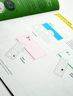 IPG Media Economy Report Vol.3 by Bureau Oberhaeuser, via Behance