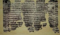The Derveni Papyrus: The Most Ancient Book in Europe :: http://www.ancient-origins.net/artifacts-ancient-writings/derveni-papyrus-most-ancient-book-europe-involved-campaign-against-020572