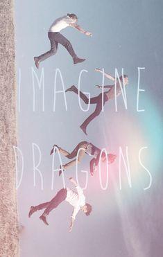 Imagine Dragons <3 Je vais les voir a Lille en octobre !!!!