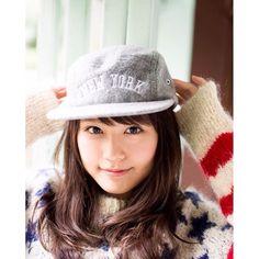 #有村架純 #kasumi #kasumiarimura #arimurakasumi #japanese #japan #woman #japanesewoman #asian #actress #beautiful #beautifulwoman #cute #casual #cap #kawaii #pretty #cool #hyogo by japanese_kawaii_girls