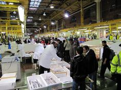 Billingsgate Market - Google Search