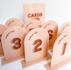 Wedding Table Numbers, Wedding Reception Decorations, Wedding Themes, Wedding Designs, Wedding Wishes, Diy Wedding, Dream Wedding, Wedding Rentals, Wedding Signage