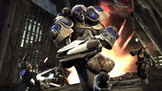 Unreal Tournament 3 PC Games Gameplay