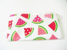Schminktäschchen Melone von erdbeerloni auf DaWanda.com