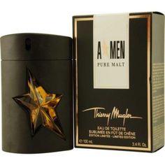 Angel Men Pure Malt Eau De Toilette Spray oz (Limited Edition) by Thierry Mugler Best Fragrance For Men, Best Fragrances, Thierry Mugler, Versace Men Cologne, Sephora, Best Mens Cologne, Long Lasting Perfume, Best Perfume, Lotions
