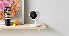 Supersight. Person alerts. HD Talk and Listen. Meet the Nest Cam IQ security camera: A best-in-class camera with top-of-its-class brains.