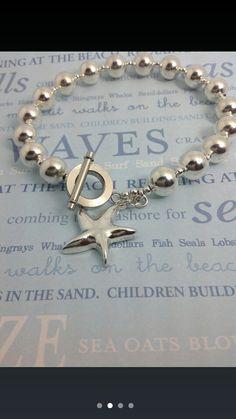 Beads and starfish