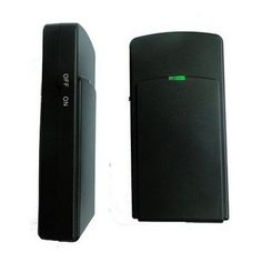 CJAM 1000 Portable Cell Phone Jammer  - outtake from Top 10 Spy Gadgets by RealityPod.com