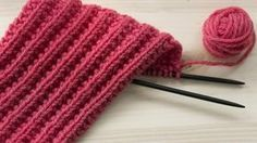 Muhkeaa ja joustavaa tunturineuletta kutsutaan myös valepatentiksi. Sitä on helppo tehdä, sillä sinun tarvitsee osata neuloa vain oikeita ja...