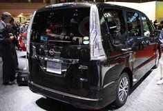 New Nissan Serena 2014 New Nissan, Cars, Vehicles, Autos, Car, Car, Automobile, Vehicle