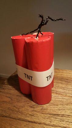 sinterklaas surprise TNT minecraft