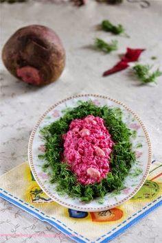 Her Telden : Kırmızı Pancar Salatası