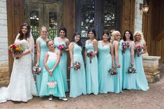 Tiffany Blue Bridesm