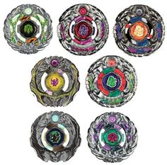Takara Tomy Beyblade BBG-09 Zero-G Random Booster Vol. 1 by Takara Tomy. $8.00. Authentic Japanese release licensed by TAKARA TOMY. Includes:1 Face,1 Clear Wheel,1 Metal Wheel,1 Track,1 Bottom,1 Tool (NO Launcher). Includes 1x full Beyblade, out of a possible 8 different types from the series (random blind packaging). ***YOU WILL RECEIVE ONE RANDOM BEYBLADE ONLY***Please note you get ONE RANDOM BEYBLADE  ////RANDOM PICK 1 BEY FROM THE FOLLOWING BEYBLADES//// 1. THIEF PHOEN...