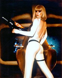 Dorothy Stratten, Galaxina