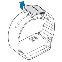 How To Wear - Samsung Gear 2 Neo. #samsung #gear2neo