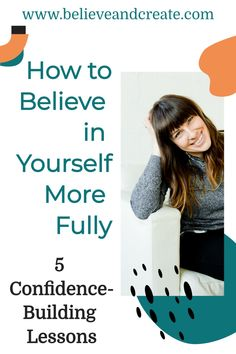 Learn how to build your self-confidence in this free 5-day course offered exclusively by Believe And Create. Believe in yourself and create a life you love! #personalgrowth #personaldevelopment #selfhelpcourse #confidencecourse #buildyourconfidence #improveyourconfidence #confidencehabits #confidencetips #confidencebooks #bemoreconfident #increaseyourconfidence #bestcourses #freecourses Confidence Building Activities, Building Self Confidence, Self Confidence Tips, Building Self Esteem, Confidence Boost, Negative Self Talk, Negative Emotions, Confidence Course, Self Love Affirmations