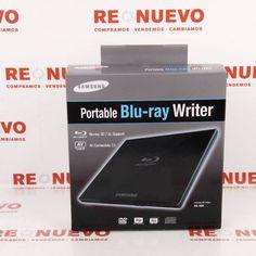 Portable SAMSUNG Blu-ray Writer SE-506#portable# Nuevo no precintado de segunda mano#samsung