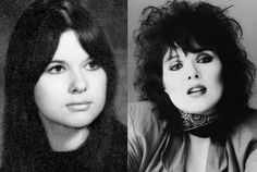 Before she was half of super hair duo Heart, Ann Wilson had a tame mane in 1968 at Sammamish High School in Bellevue, Washington. Wilson Sisters, Ladies Of Metal, Pop Rock Music, Nancy Wilson, 80s Hair Bands, Music Heart, Celebrities Then And Now, Women In Music, Famous Stars