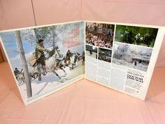 DOCTOR ZHIVAGO Original Soundtrack LP vinyl record Album S1E-6ST #FilmScoreSoundtrack
