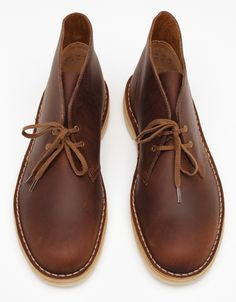 Need Supply Co. / Clarks / Desert Boot In Beeswax ($100-200) - Svpply