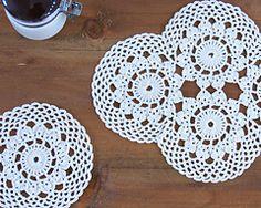 Ravelry: 210-49 Table Set pattern by Pierrot (Gosyo Co., Ltd)