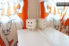 Golden Field Room (deluxe double room)