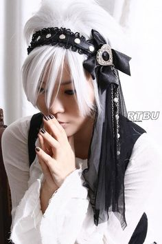 Gothic EGL Princess Lolita Victorian Crown Headband by runnickyrun, $32.30