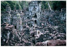 Preah Khan, Angkor, Cambodia