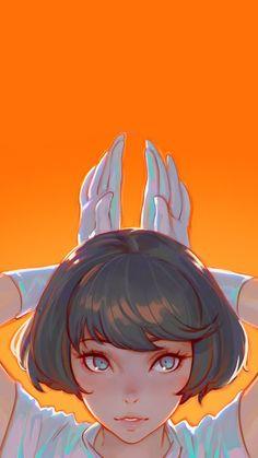 Pretty Art, Cute Art, Cute Anime Character, Character Art, Character Illustration, Illustration Art, Anime Naruto, Cat Sketch, Weapon Concept Art
