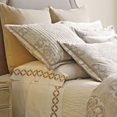 Company C Elan Quilted Pillow Sham @LaylaGrayce