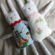 bunny vintage