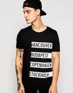 ASOS T-Shirt With Typo Print