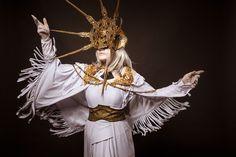 Dark Sun Gwyndolin 3 - Yuki Momochi Dark Sun Gwyndolin Cosplay Photo - Cure WorldCosplay