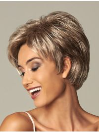"""Synthetic Wigs, 8"""" Short Wavy Great Synthetic Wigs"""